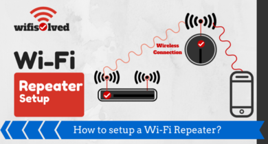 Repeater Setup
