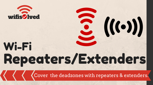 Repeaters & Extenders