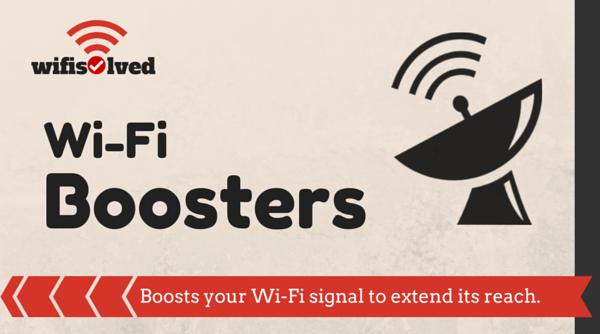 Wi-Fi Boosters